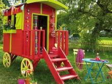 Aménager une aire de jeux dans le jardin