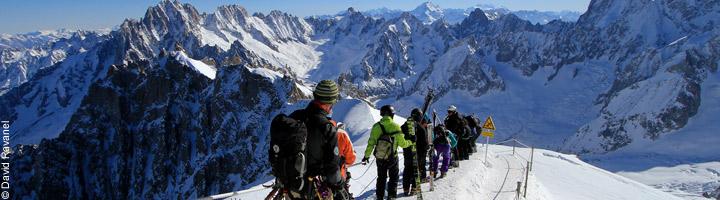 Vallée blanche Chamonix