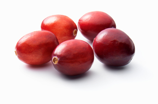 cranberry allergie symptomen
