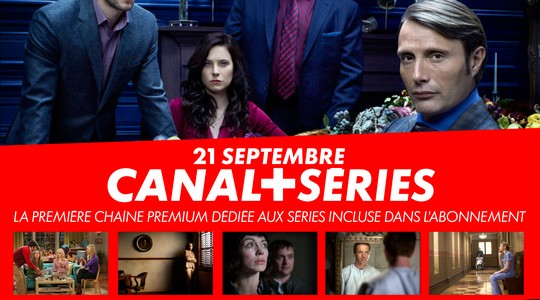 Canal Plus Series. Source photo : www.lesnumeriques.com