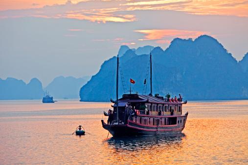 croisière vietnam