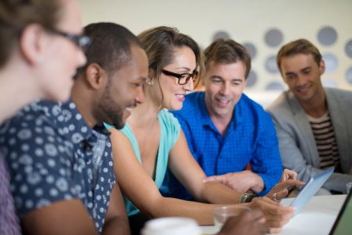 Une mutuelle collective pour les PME et TPE est obligatoire / Source : Gettyimages