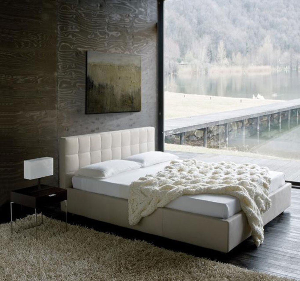 Chambre design homme arrivetz architecture int rieur for Mobilier chambre a coucher contemporain
