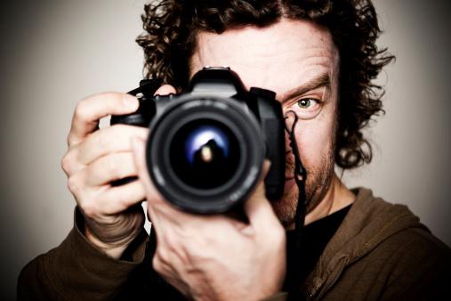 Sur combien de photo d'inconnus apparaissez-vous ? / Source : Gettyimages