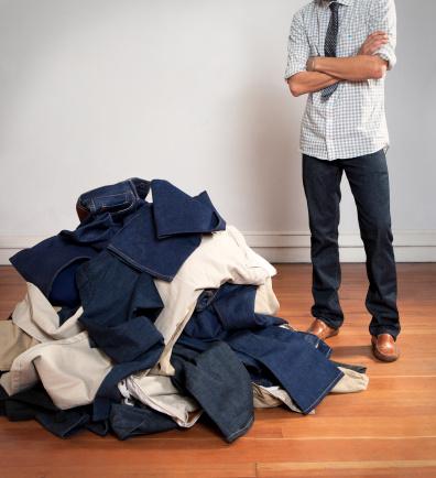 choix vêtement entretien embauche