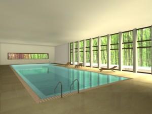 Une piscine int rieure pourquoi succomber for Construire piscine interieure