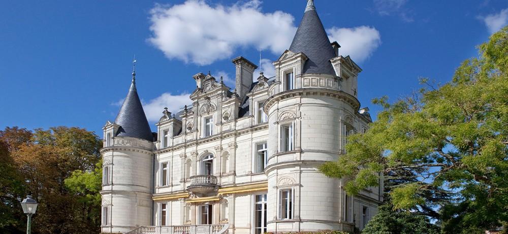 Domaine de la Tortinière proche de Tours et de Chenonceaux.