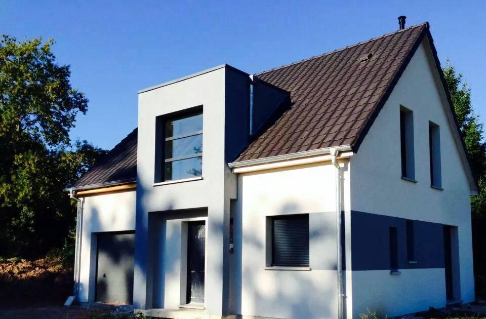Une maison tarif low cost c est possible for Tarif gros oeuvre maison
