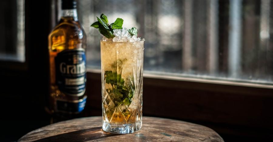 recette cocktail mint julep
