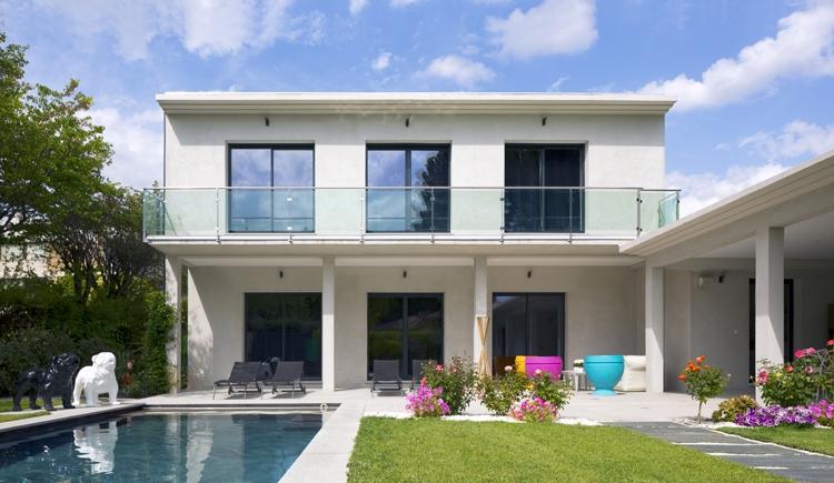 Faire construire une maison contemporaine en provence - Faire construire maison ...