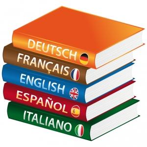 langues etrangères