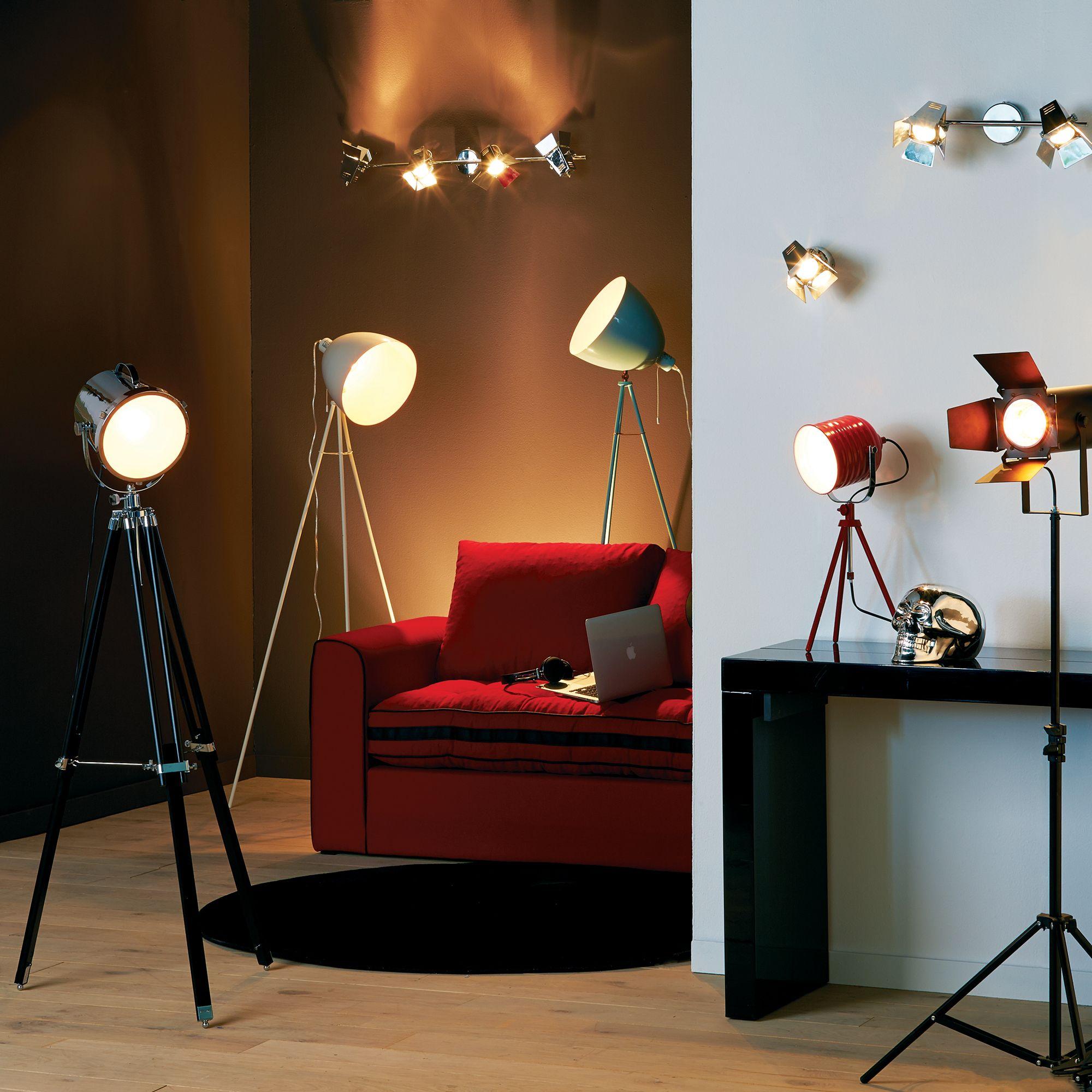 lampe-projecteur