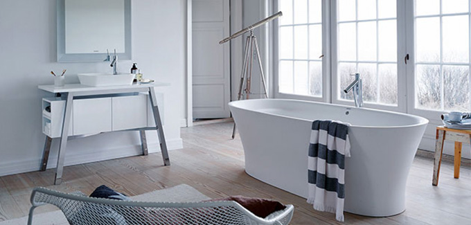 5 conseils d co pour embellir la salle de bain. Black Bedroom Furniture Sets. Home Design Ideas