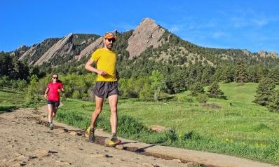 Les bienfaits du trail de montagne