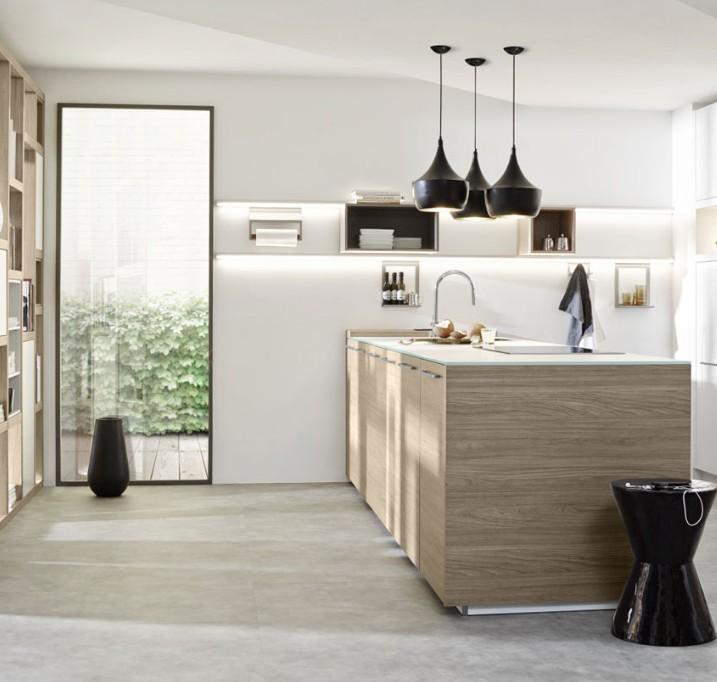Zoom Sur 3 Styles De Cuisine Retro Zen Eet Industriel