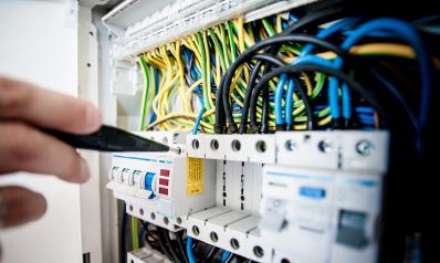 Installation du coffret électrique de votre logement