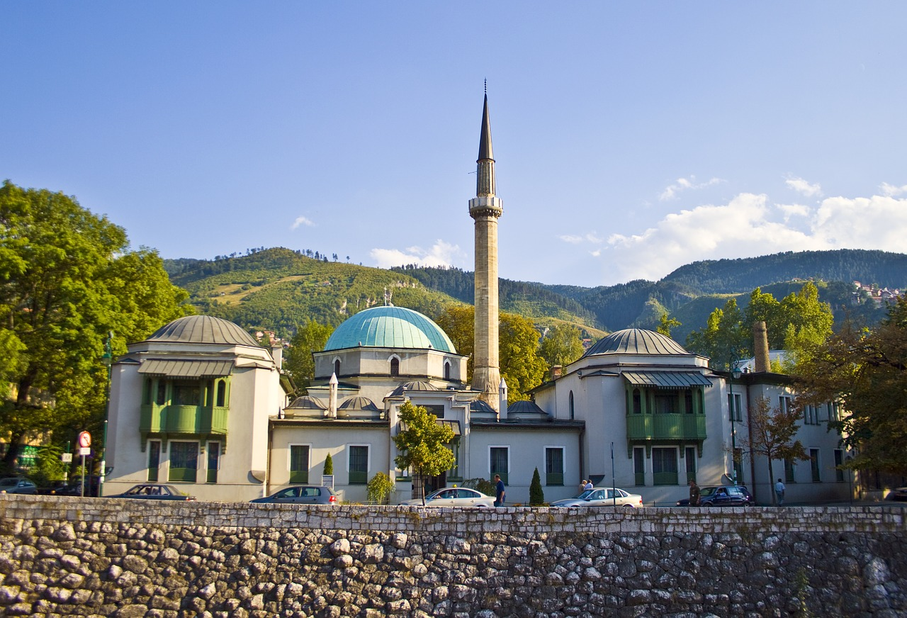 Bosnie architecture ottomane