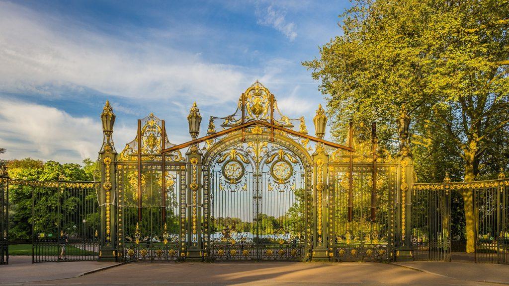parc de la tete d-or lyon