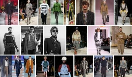 mode homme automne hiver 2018-2019