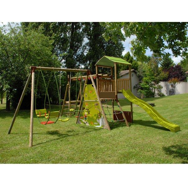 Préféré Jeux Jardin. jeux de jardin soliverdi espace vert. aire de jeux  LC76