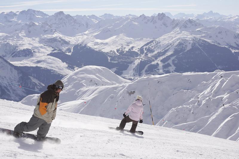 ski sportif snow