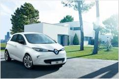 Renault Zoé Life