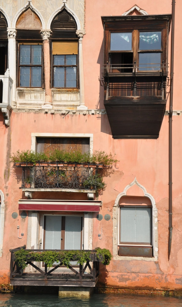 Le store vénitien vient de... Venise ! Photo Pixabay