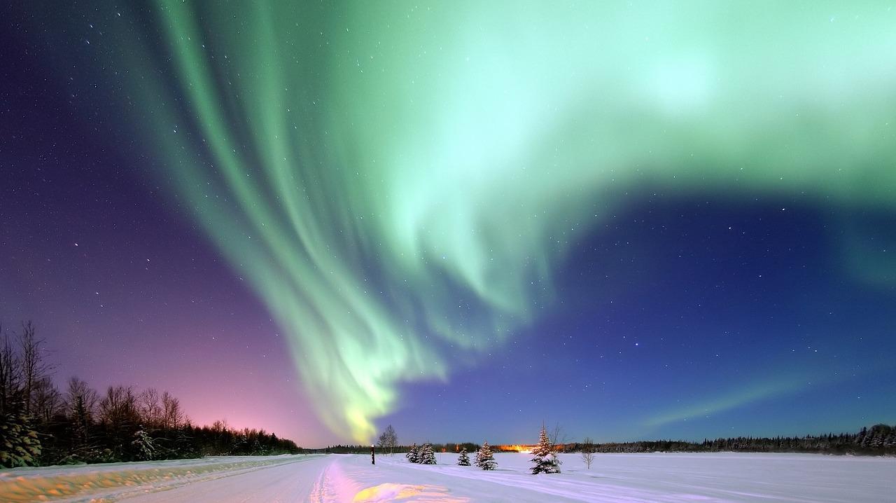 aurore boréale alaska