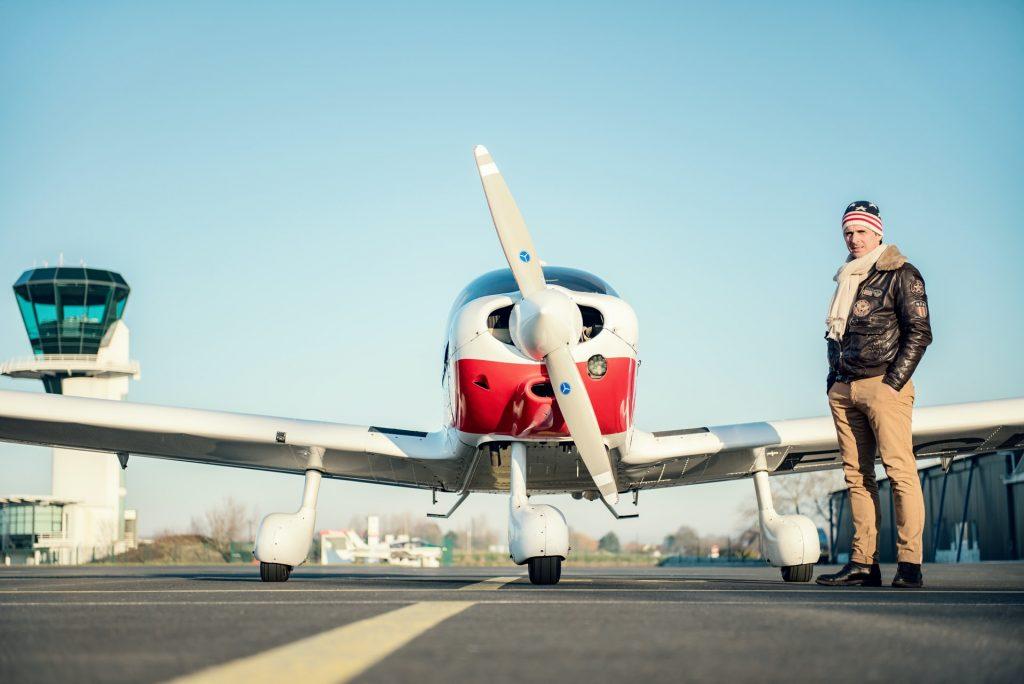 pilote avion